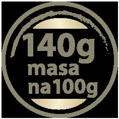 140g masa