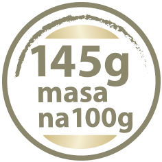 145g masa