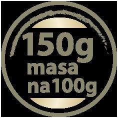 150g masa