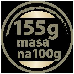155g masa