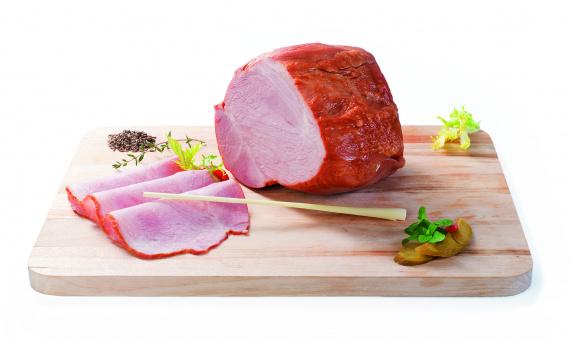 Selské uzené maso