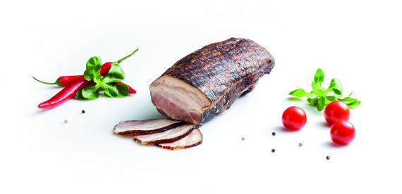 Anglická slanina nelisovaná